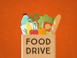 Food Drive Jackson Michigan